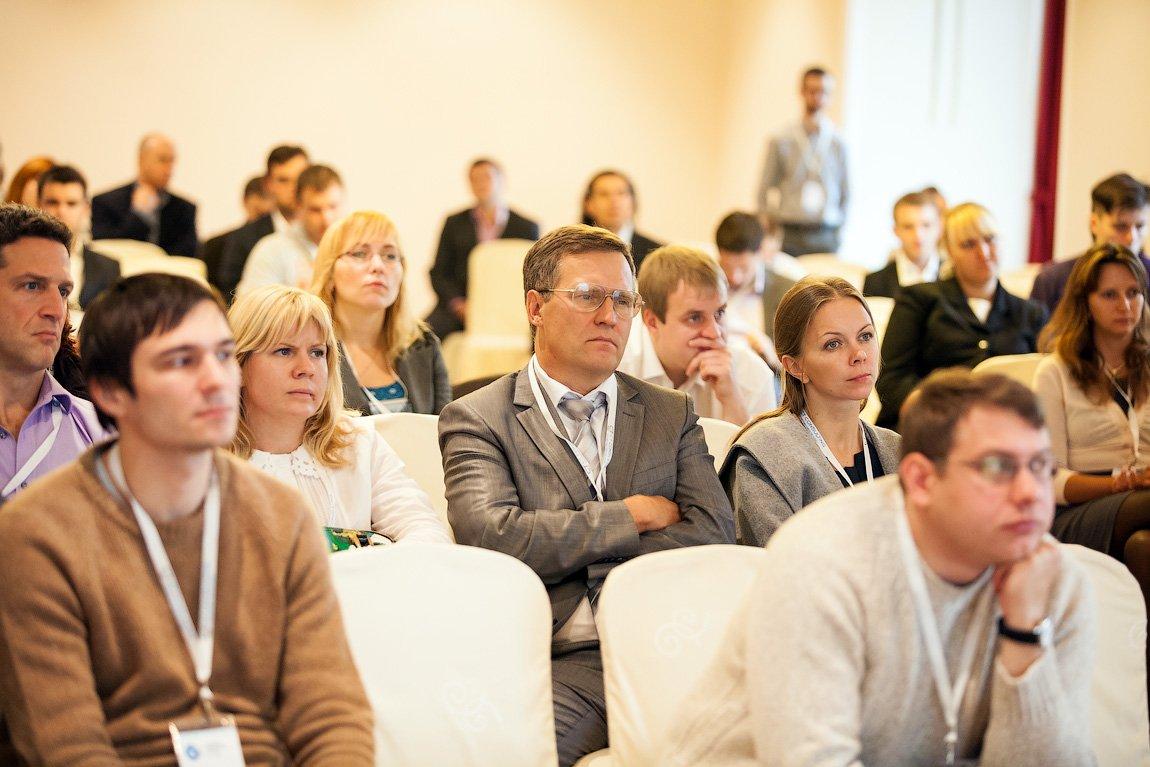 В Москве состоялась VI Ежегодная конференция Salesforce.com в России