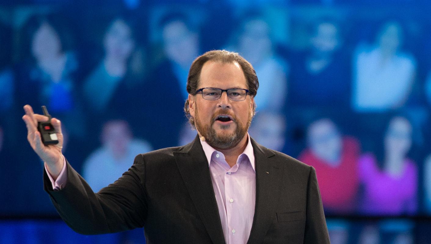 Марка Бениоффа признали лучшим генеральным директором 2015 года