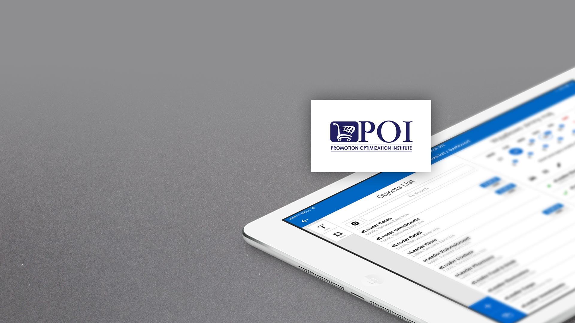 Customertimes в списке лучших IT-решений для мониторинга и аудита торговых точек по версии POI