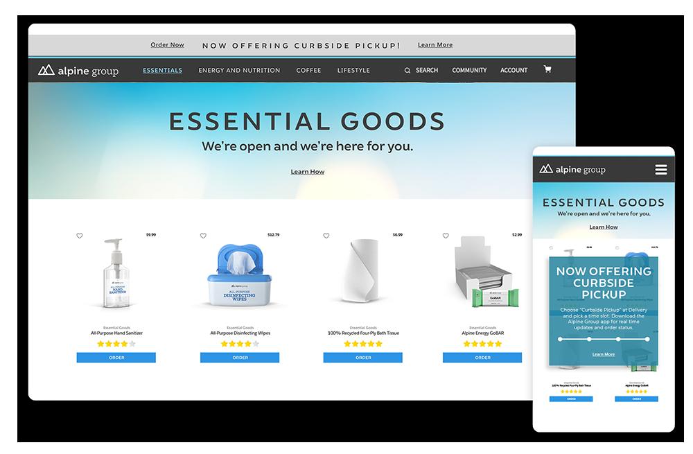 Компания Salesforce анонсировала выпуск сразу четырёх бизнес решений для электронной коммерции