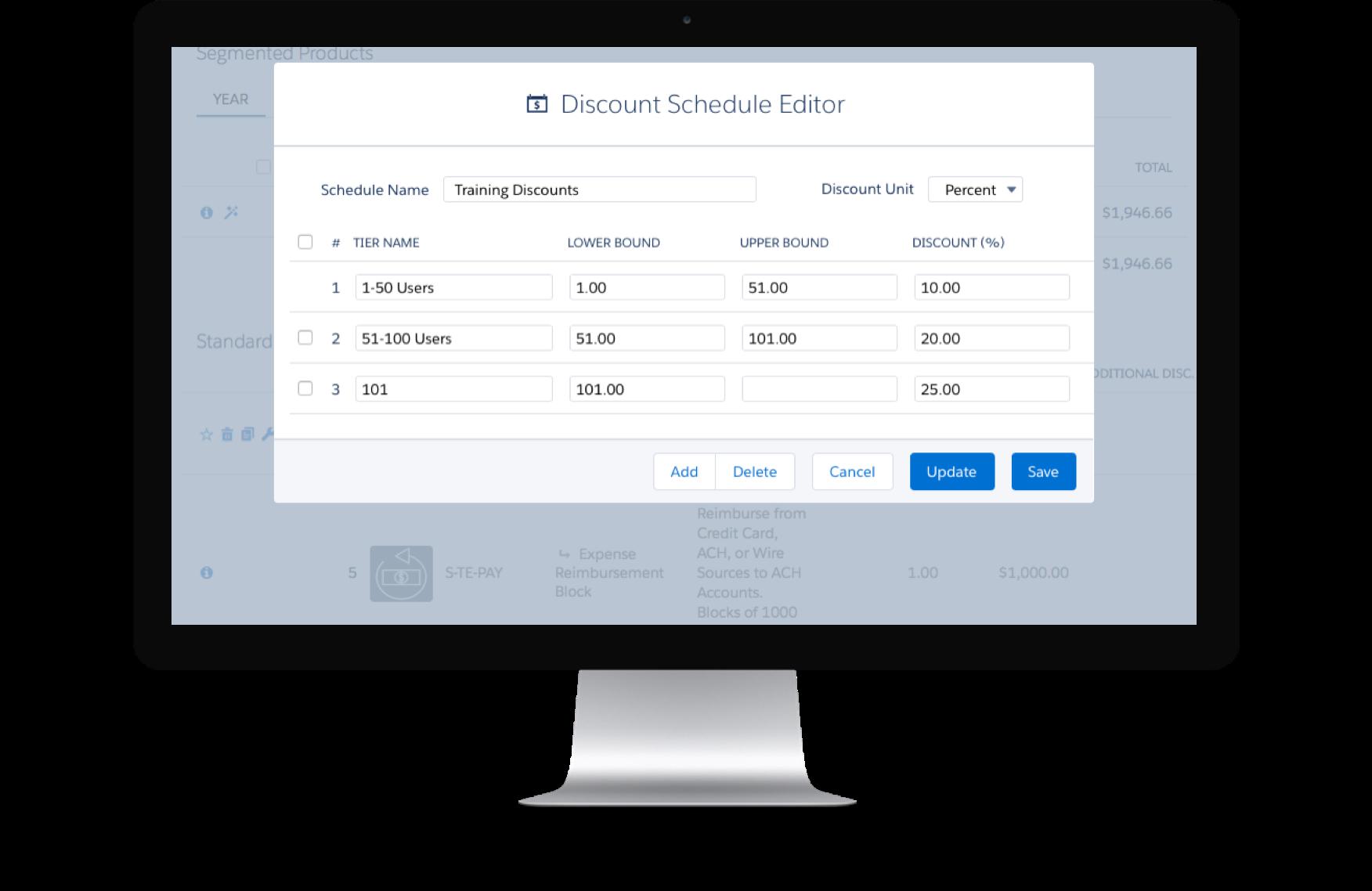 Усовершенствуйте процесс конфигурирования продукции, ценообразования и подготовки коммерческих предложений с Salesforce CPQ