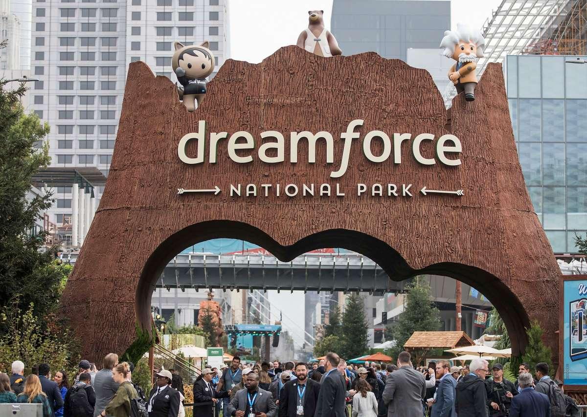Dreamforce возвращается: вместимость в 5000 человек и обязательная вакцинация