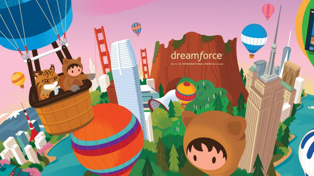 Dreamforce — все о ежегодном мероприятии Salesforce
